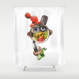 Have a drink Shower Curtain