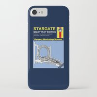 stargate iPhone & iPod Cases featuring Stargate by Paul Elder