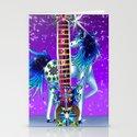 Fusion Keyblade Guitar #190 - Unicornus' Keyblade & Diamond Dust by fierywindwaker