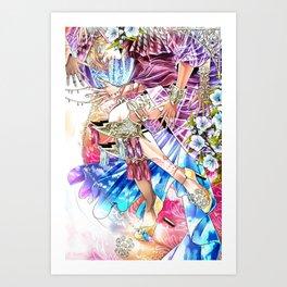 Dreamchaser Art Print