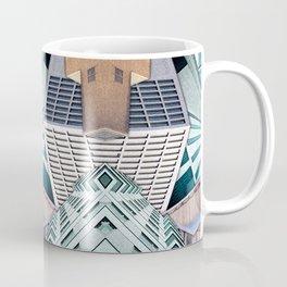 City Buildings Abstract Coffee Mug