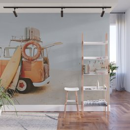 lets surf viii Wall Mural