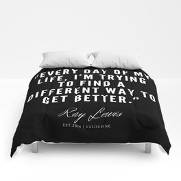 10 | Ray Lewis Quotes 190511 Comforters
