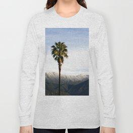 Southern California Snow Long Sleeve T-shirt