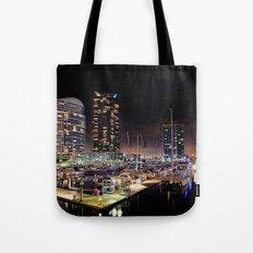 Docklands Tote Bag
