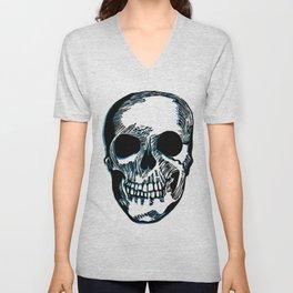 Skull I Unisex V-Neck