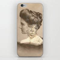 war iPhone & iPod Skins featuring War by Beery Method