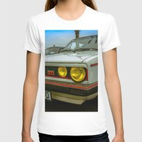 volkswagen T-shirts featuring Volkswagen Golf Vintage by Eduard Leasa Photography