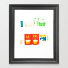 Can It Framed Art Print