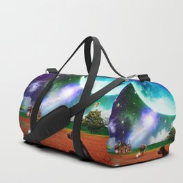 A Most Unusual Evening Duffle Bag