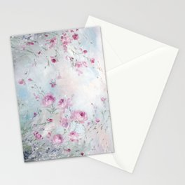 Rose Meadow Stationery Cards