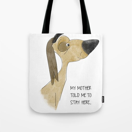 A dog's life Tote Bag