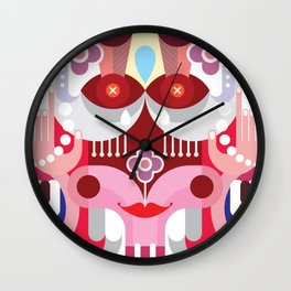 Relection Wall Clock