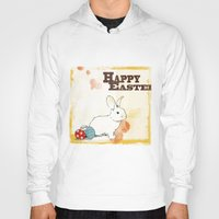 easter Hoodies featuring Easter by Michelle Krasny
