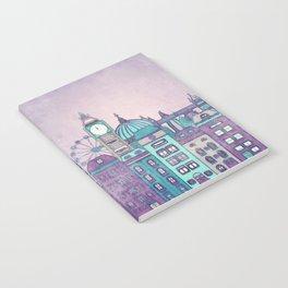 London Skyline Notebook
