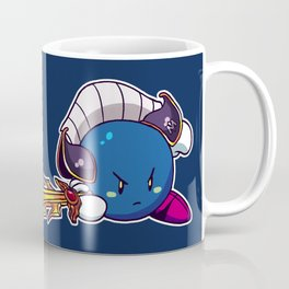 meta knight unmasked Coffee Mug