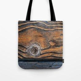 Yellowstone Lake Boardwalk Tote Bag
