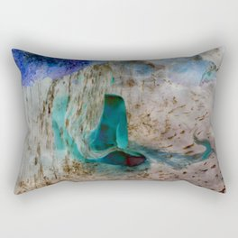 Mermaid: Back Rectangular Pillow