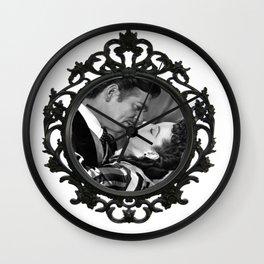 Frankly my Dear Wall Clock