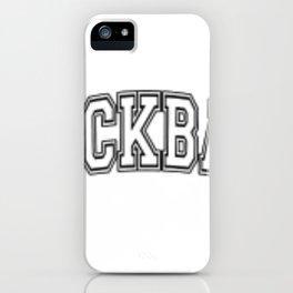 Clickbait Merchandise by David Dobrik iPhone Case
