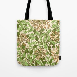 "William Morris ""Honeysuckle"" 2. Tote Bag"
