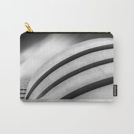 Guggenheim Museum in New York City Carry-All Pouch