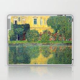 "Gustav Klimt ""Schloss Kammer on the Attersee IV"" Laptop & iPad Skin"