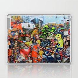 Il traffico di Palermo Laptop & iPad Skin
