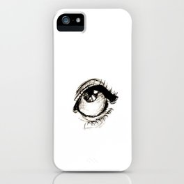 Eye. iPhone Case