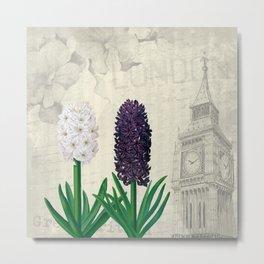Macro flower 28 Metal Print