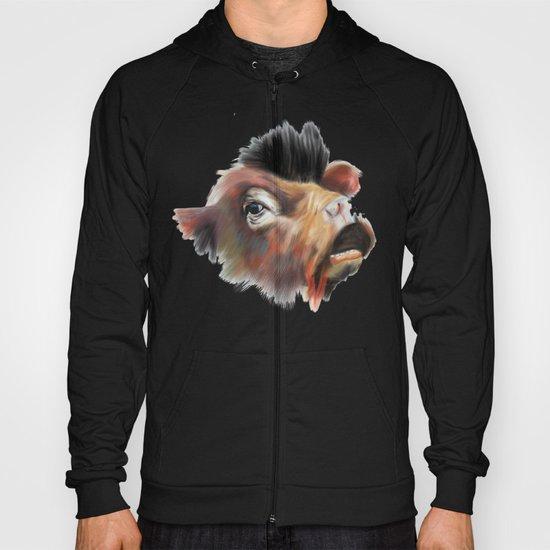 Crazy Cow Hoody