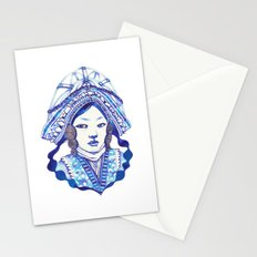 Baby Blue #3 Stationery Cards