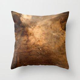 Coffee Universe Throw Pillow