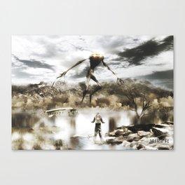 Poster - Phenomenon Canvas Print