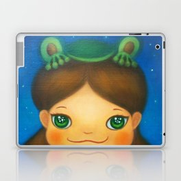 FROG PLANET Laptop & iPad Skin