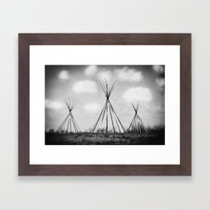 3TP Framed Art Print