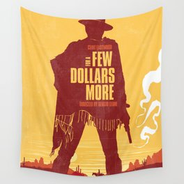 For a few dollars more art movie inspired Wall Tapestry