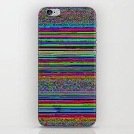 Super_Stripez iPhone Skin