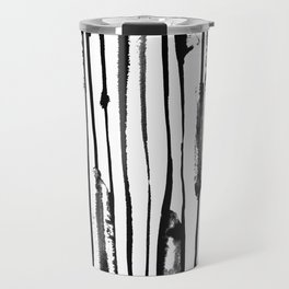 Blotted lines Travel Mug