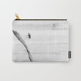 Ocean Surfing photography by Ingrid Beddoes Carry-All Pouch