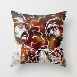 Roach Clip Throw Pillow