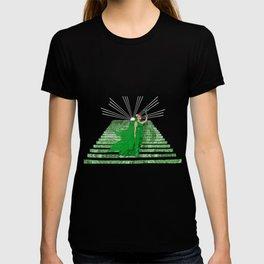 Green Goddess T-shirt