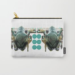 Frog George Carry-All Pouch