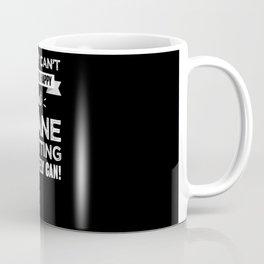 Plane spotting makes you happy Gift Coffee Mug