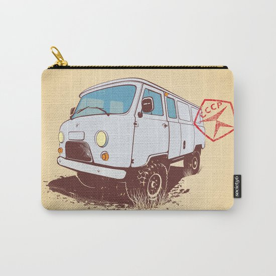 UAZ 452 Carry-All Pouch