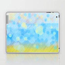 Barafundle Rain Laptop & iPad Skin