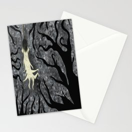 Silenced Secrets in the Thorns Stationery Cards