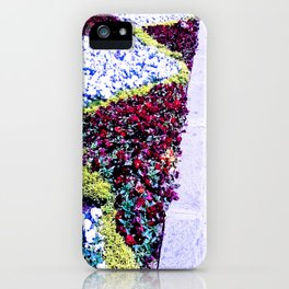 The diversity of color. iPhone Case