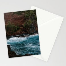 On the Beaches of Maui Stationery Cards