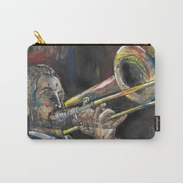 Jazz Trombone 1 Carry-All Pouch
